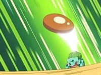 EP467 Bulbasaur usando drenadoras