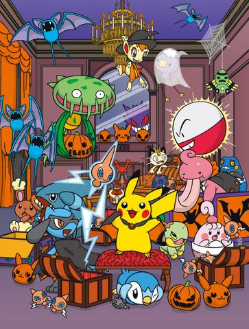 Archivo:Pokémon disfrazados para Halloween.png