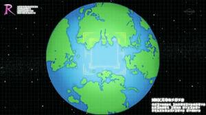 EP669 Mapa topográfico actual del mundo Pokémon