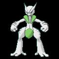 Mega-Mewtwo X XY variocolor