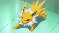 Jolteon de Rojo