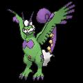 Imagen de Tornadus forma tótem en Pokémon X y Pokémon Y