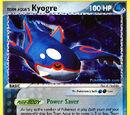 Team Aqua's Kyogre (Team Magma Vs. Team Aqua TCG)
