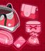 Bolsa de la chica en Pokémon Negro y Blanco 2