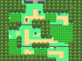 Mapa de la ruta 202