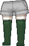 Calcetines largos verde.png