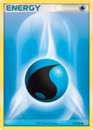 Energía agua (Diamante & Perla TCG)