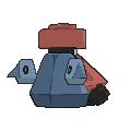Imagen posterior de Probopass en la sexta generación