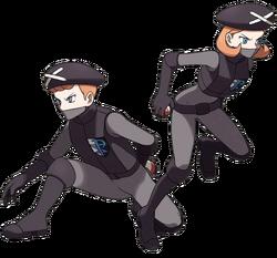 Soldados del Equipo Plasma
