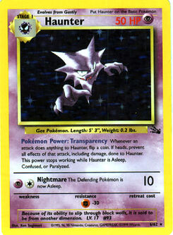 Carta de Haunter