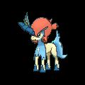 Imagen de Keldeo forma brío en Pokémon X y Pokémon Y