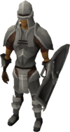 Armadura de hierro (calza)