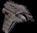 Lanzadera T-2c clase Tetha