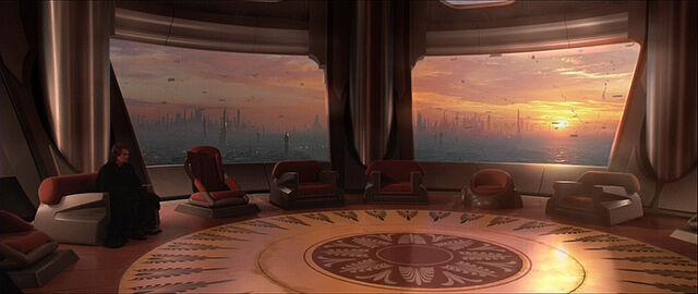 Archivo:Anakin en la Camara del Alto Consejo.jpg