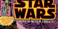 Star Wars 65: Golrath Never Forgets