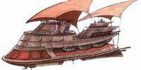 Barcaza velera Eclipse