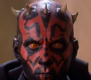 Darth Maul/Leyendas