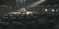 Conferencia de Refurgiados en Alderaan