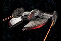 Archivo:Trade federation droid bomber.jpg
