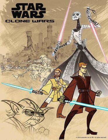 Archivo:StarWarsCloneWarsPoster.jpg