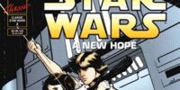 Classic Star Wars: Una Nueva Esperanza 2