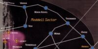 Sector Moddell/Leyendas
