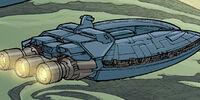 Crucero de municiones pesadas clase Captor