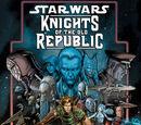 Star Wars: Caballeros de la Antigua República (cómics)