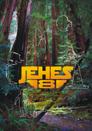 Cartel JEHES8 movil by Gardek
