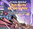 Qui-Gon y Obi-Wan: El Aurorient Express