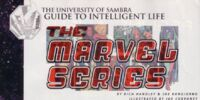 The University of Sanbra Guide to Intelligent Life: The Marvel Series