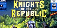 Star Wars: Caballeros de la Antigua República: Punto de ignición