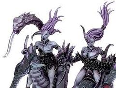 Rastreadoras de Slaanesh