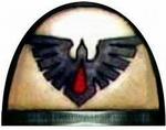 Cuervos Sangrientos Hombrera