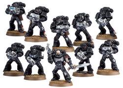 Escuadra Táctica Manos de Hierro