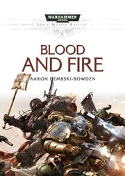 Novela Blood and Fire 2