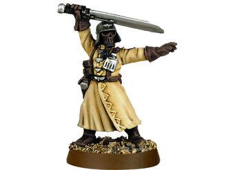 Mini GI legion de acero oficial con espada energia 2
