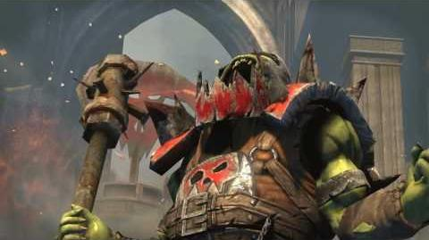 Warhammer® 40,000™ Space Marine™ - E3 2010 Trailer