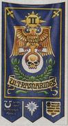 Estandarte Guardianes del Templo (2ª Compañía Ultramarines) Wikihammer