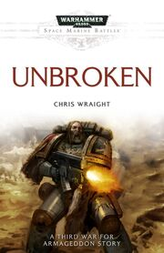Novela Unbroken