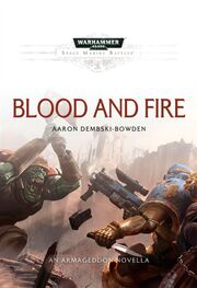 Novela Blood and Fire