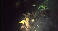 Kóptero Orkos Dawn of War III ilustración