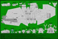 Escalas de Vehiculos Orkos Wikihammer 40K