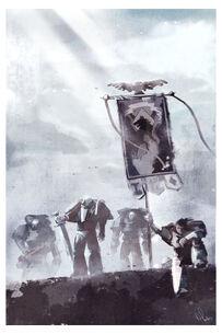 Sons of Fenris by Lin Quey