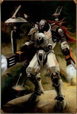 O'Shaserra Tau Comandante Shadowsun Warhammer 40k Wikihammer.jpg