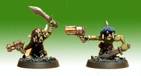 Gretchin Orko Warhammer 40k Wikihammer miniatura.jpg