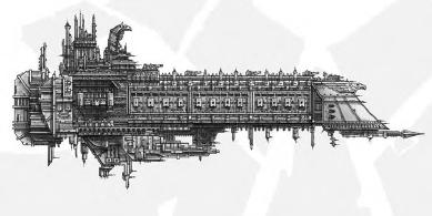 Acorazado Clase Retribucion Flota Imperial Wikihammer