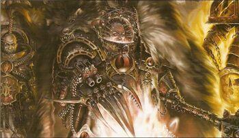Horus Señor de la Guerra durante la Herejía.jpg