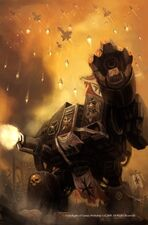 Dreadnought Templarios Negros by Kingmong