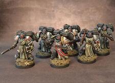 Templarios negros minis